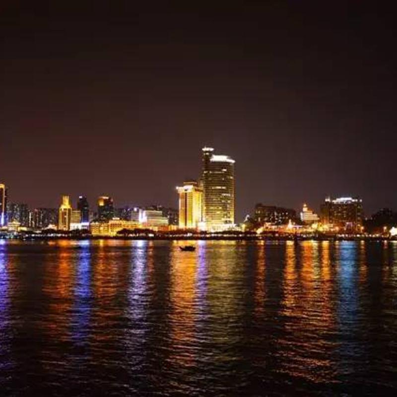 城市照明工程案例