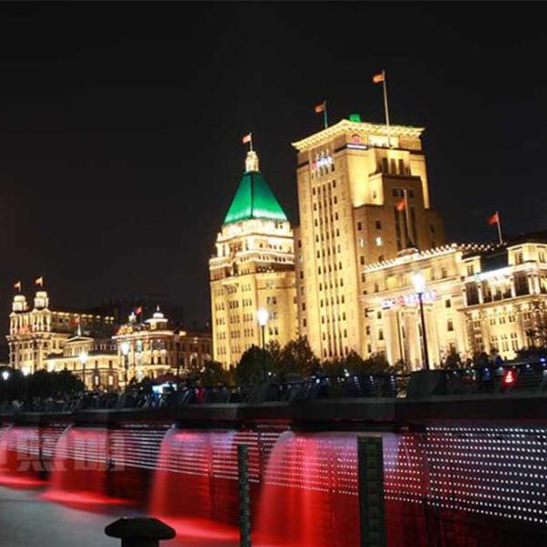 上海外滩景观照明